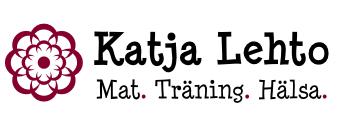 Katja Lehto - Mat, träning och hälsa